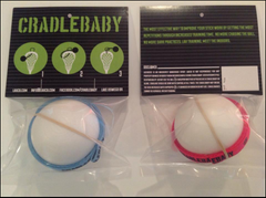 Cradlebaby in retail packaging