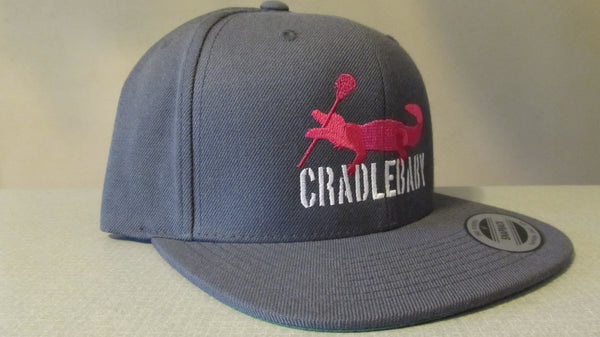 Cradlebaby Flat Bill Hat