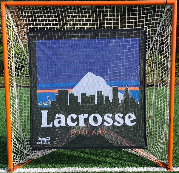 Lacrosse Goal Rejectors - Skyline Series