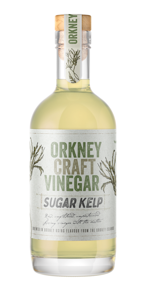 Sugar Kelp Vinegar