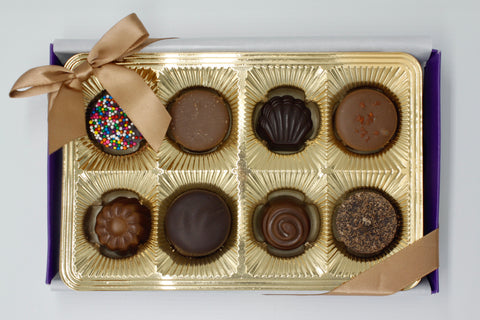 Picture of Assorted Chocolate Gift Box - 8 Piece