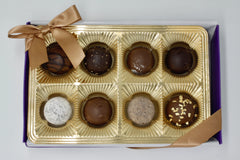 Assorted Truffle Gift Box - 8 Piece