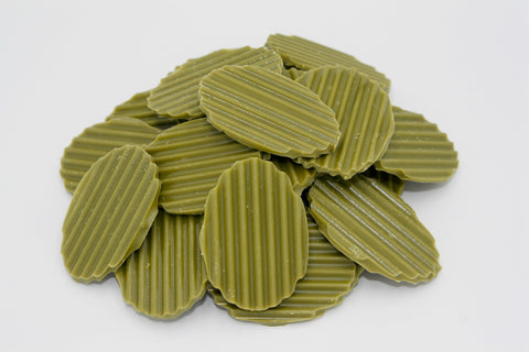 Picture of ChocoEve Matcha Green Tea Chocolate Disks