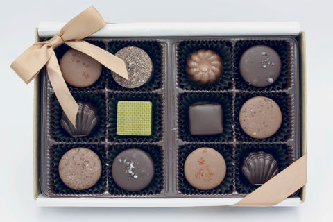 Picture of ChocoEve 12 Piece Gift Box