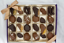 Load image into Gallery viewer, Assorted Chocolate Dipped Fruit Gift Box - 24 Piece