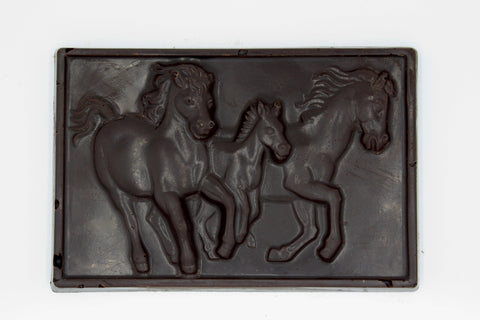 Picture of Swiss Chocolate Galloping Horse Bar