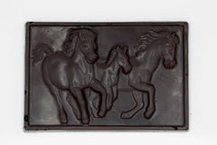 Swiss Chocolate Galloping Horse Bar