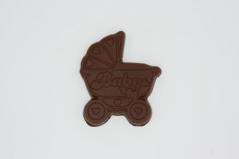 Picture of Swiss Chocolate Baby Carriage