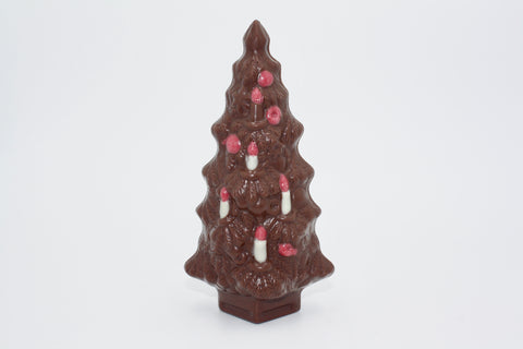 Picture of Swiss Chocolate Christmas Tree