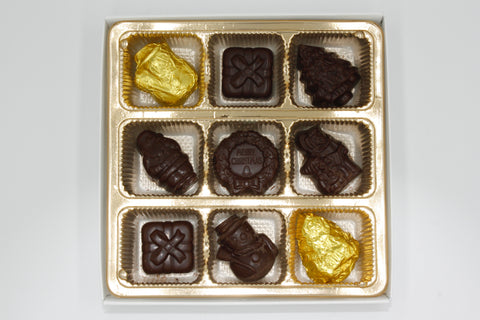 Picture of Swiss Chocolate Ornament Box