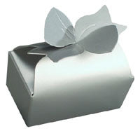 Load image into Gallery viewer, 2 Piece Bow Gift Box - Party/Wedding Favor