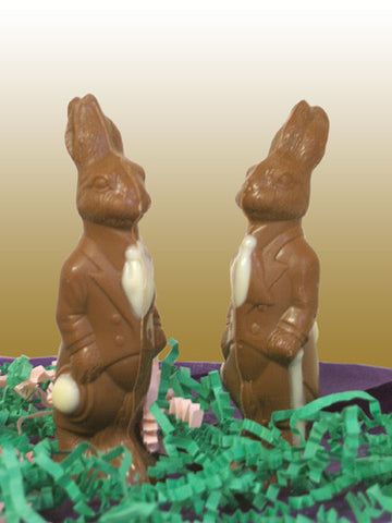 Picture of Solid Standing Easter Bunnies