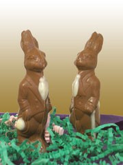 Solid Standing Easter Bunnies