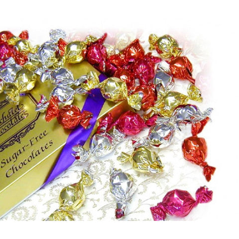 Picture of Sugar Free Truffle Gift Box - 1 lb