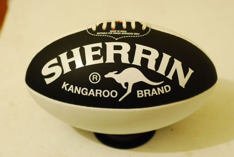 Black/White Sherrin