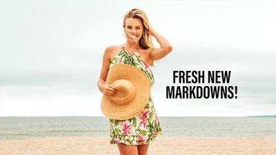 ALL NEW MARKDOWNS