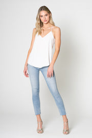 The Must Have Basic Silk Cami
