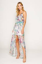 Garden Party Silk Maxi Dress 01