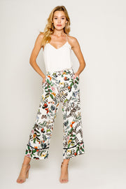 High Waisted Pull on Palazzo Pants 001