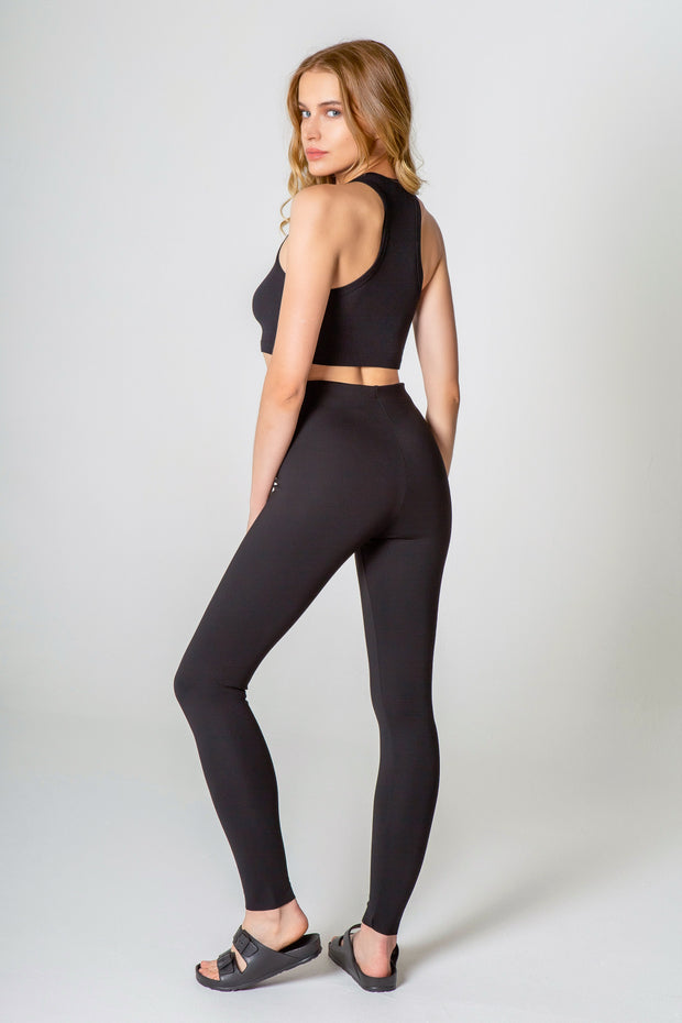 Hi Waisted Legging - 002