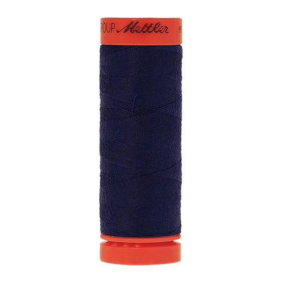 Mettler Metrosene Polyester Thread, 100m - #0014 Light Midnight