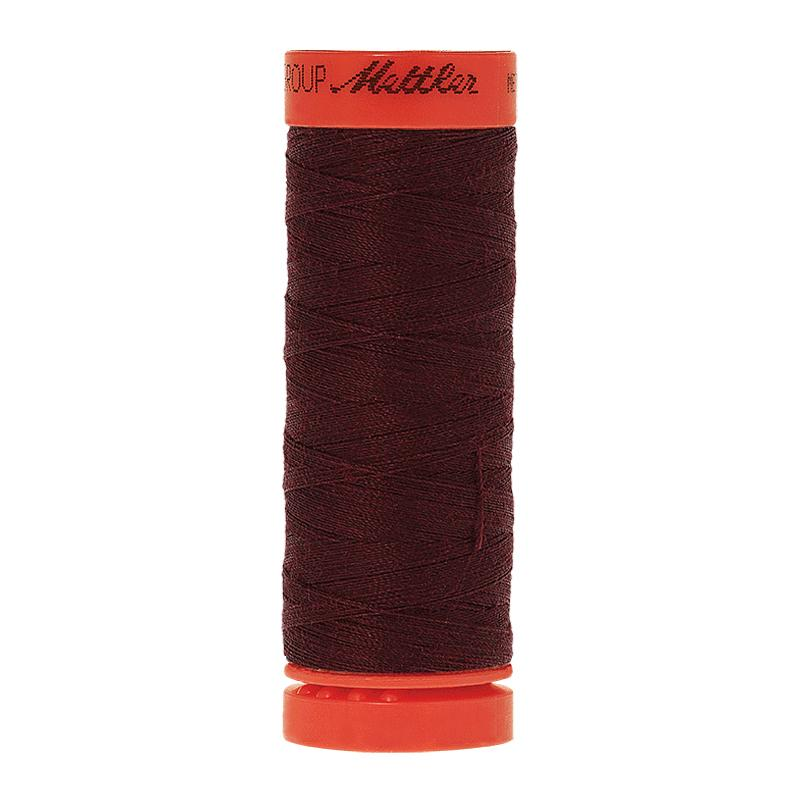 Mettler Metrosene Polyester Thread, 100m - #0111 Beet Red