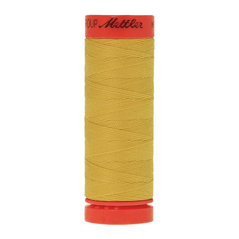 Mettler Metrosene Polyester Thread, 100m - #0116 Yellow