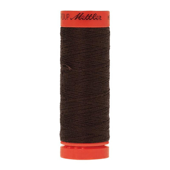 Mettler Metrosene Polyester Thread, 100m - #1002 Very Dark Brown