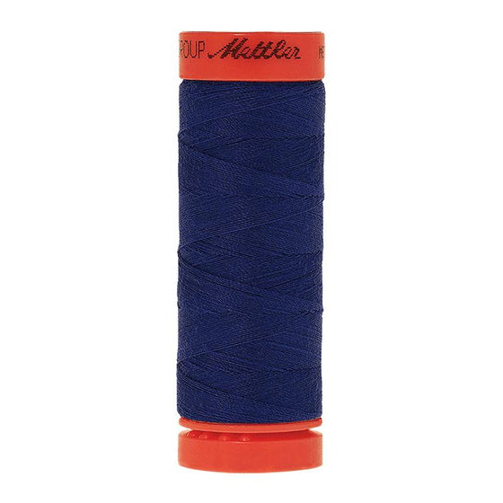Mettler Metrosene Polyester Thread, 100m - #1078 Fire Blue