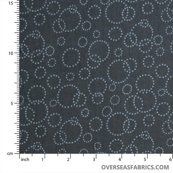 "Quilt Backing Cotton 108"" - Champagne, Grey"