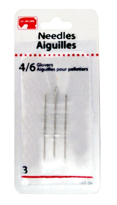 Tailorform - Hand Sewing Needles - Glovers, 4/6
