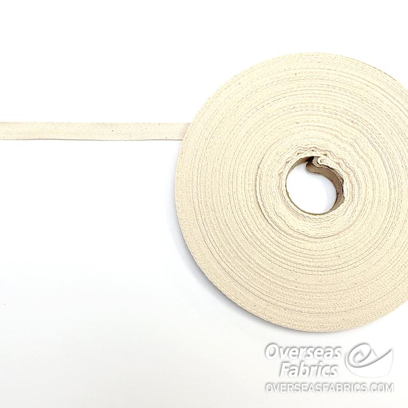 Cotton Twill Tape 25mm (1