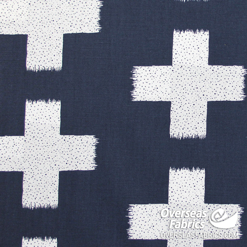 Art Gallery Fabrics - Recollection, Crosses