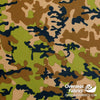 "Babyville PUL Waterproof Fabric 60"" - Camouflage"