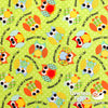 "Babyville PUL Waterproof Fabric 60"" - Owls"