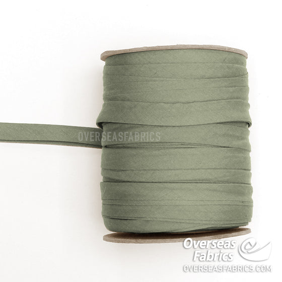 "Double-fold Bias Tape 13mm (1/2"") - 049 Celadon"