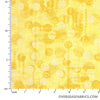 Blank Quilting - Jot Dot Tonal Texture, Yellow