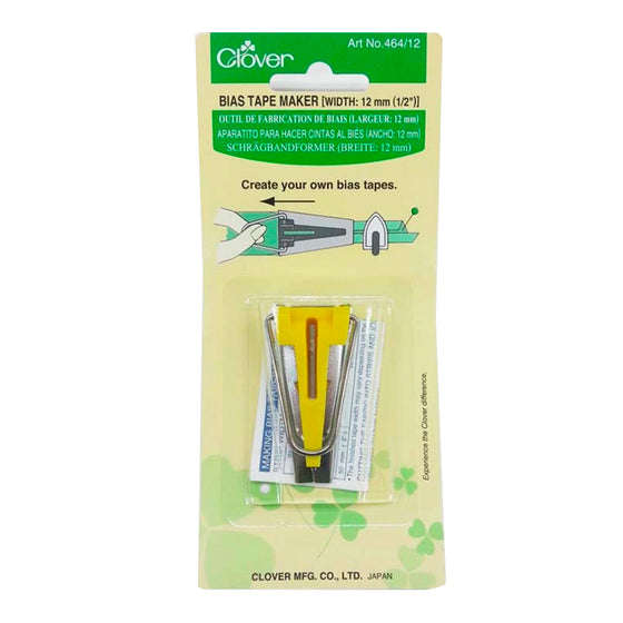 Clover - Bias Tape Maker, 12mm