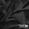 "Cotton Velveteen 45"" - Black"