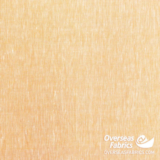 "Linen 50"" - Apricot Two-Tone, Dressweight"