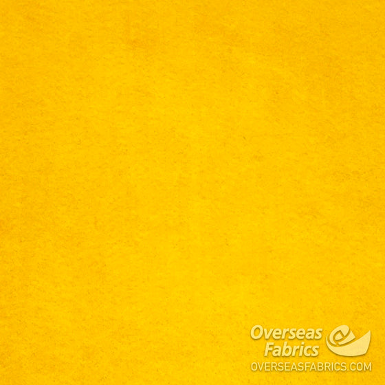 "Felt 72"" - Bright Yellow"