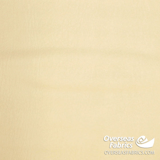 "Heavy Vinyl Leather 56"" - Beige"