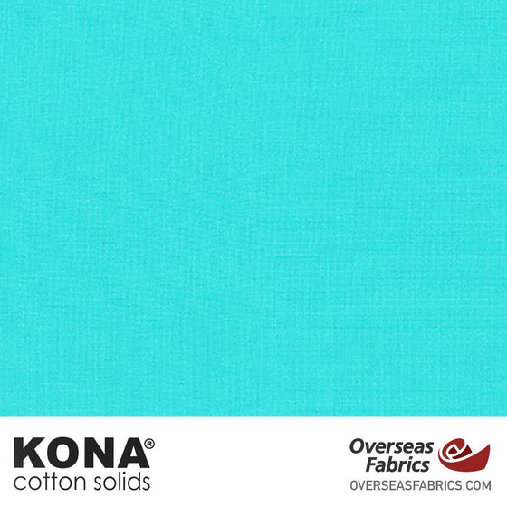 "Kona Cotton Solids Capri - 44"" wide - Robert Kaufman quilting fabric"