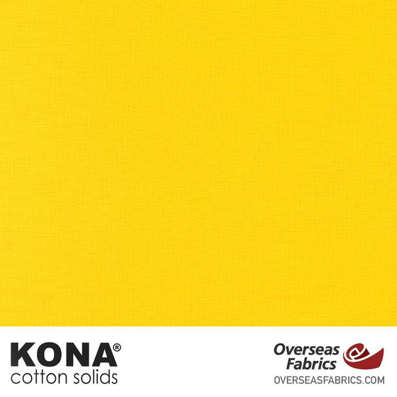 "Kona Cotton Solids Citrus - 44"" wide - Robert Kaufman quilting fabric"