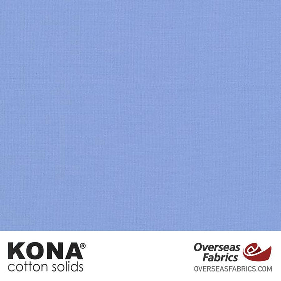 "Kona Cotton Solids Grapemist - 44"" wide - Robert Kaufman quilting fabric"