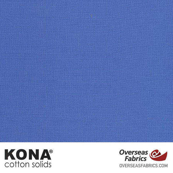 "Kona Cotton Solids Hyacinth - 44"" wide - Robert Kaufman quilting fabric"