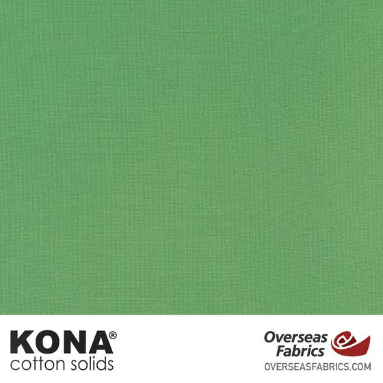 "Kona Cotton Solids Laurel - 44"" wide - Robert Kaufman quilting fabric"
