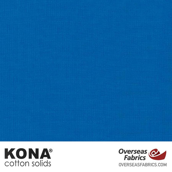 "Kona Cotton Solids Pacific - 44"" wide - Robert Kaufman quilting fabric"