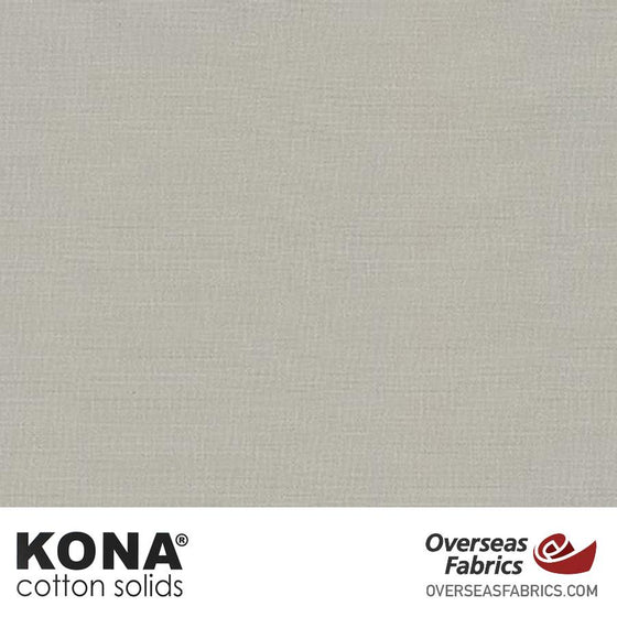 "Kona Cotton Solids Shitake - 44"" wide - Robert Kaufman quilting fabric"