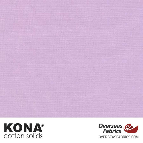 "Kona Cotton Solids Thistle - 44"" wide - Robert Kaufman quilting fabric"